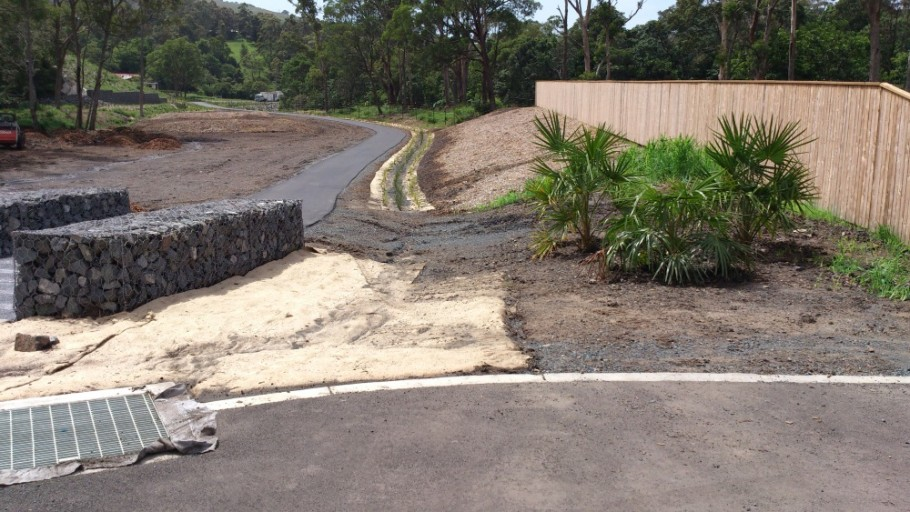 Rehabilitation in Progress: Mt Kembla Mine Memorial Pathway (Stage 2) and American Creek Rehabilitation Works Project