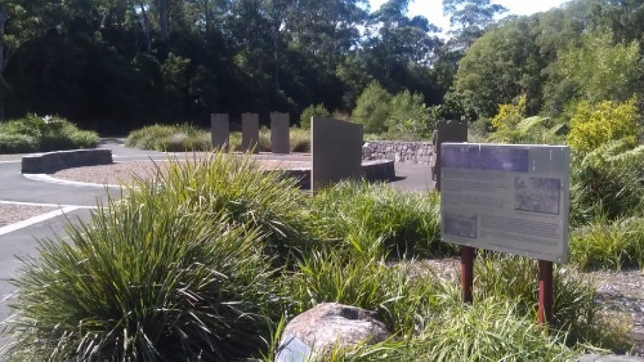 Heritage Interpretation Works: Mt Kembla Mine Memorial Pathway (Stage 2) and American Creek Rehabilitation Works Project