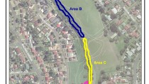 Map of Areas thumbnail: Byarong Creek Project