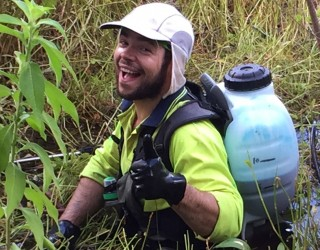 MICHAEL BARTOLILLO Southern Habitat Project Officer (Sydney)